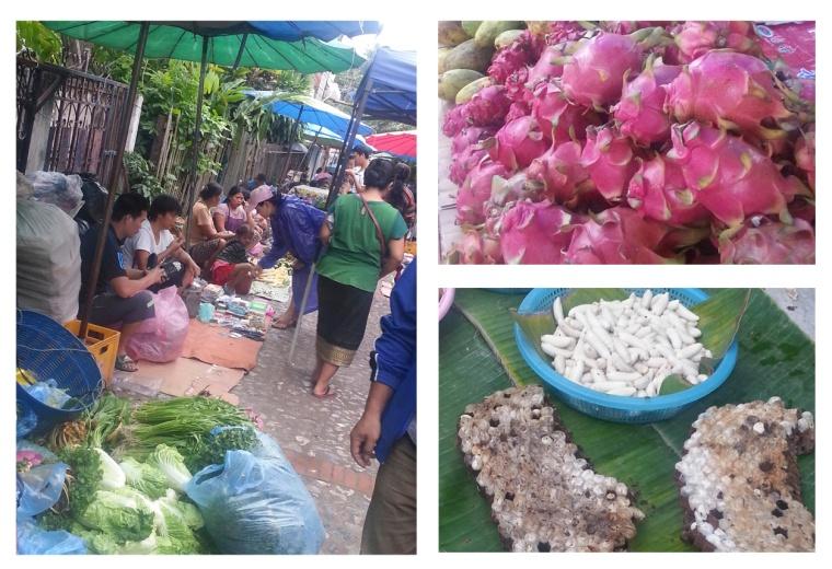 mercado matutino